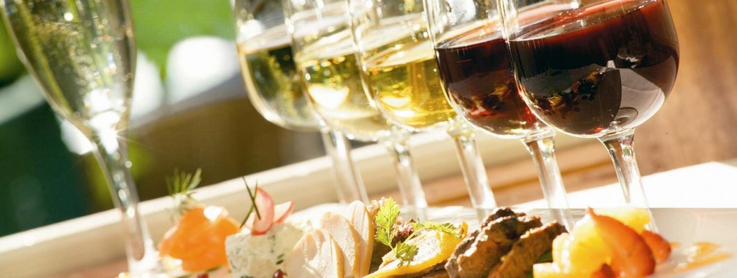 Συνδυασμός Φαγητού & Κρασιού
