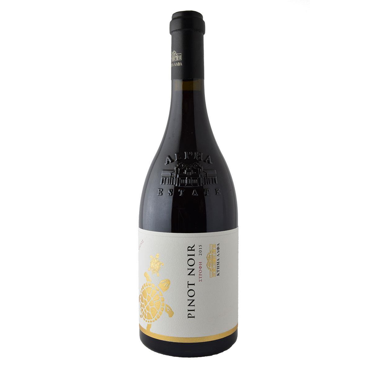 Κτήμα Άλφα Pinot Noir 750ml