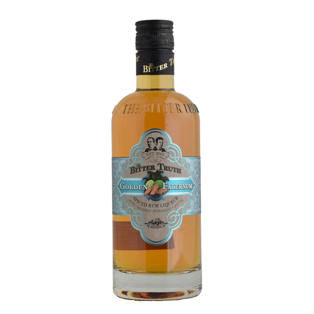 Bitter Truth Golden Falernum Liqueur 500ml