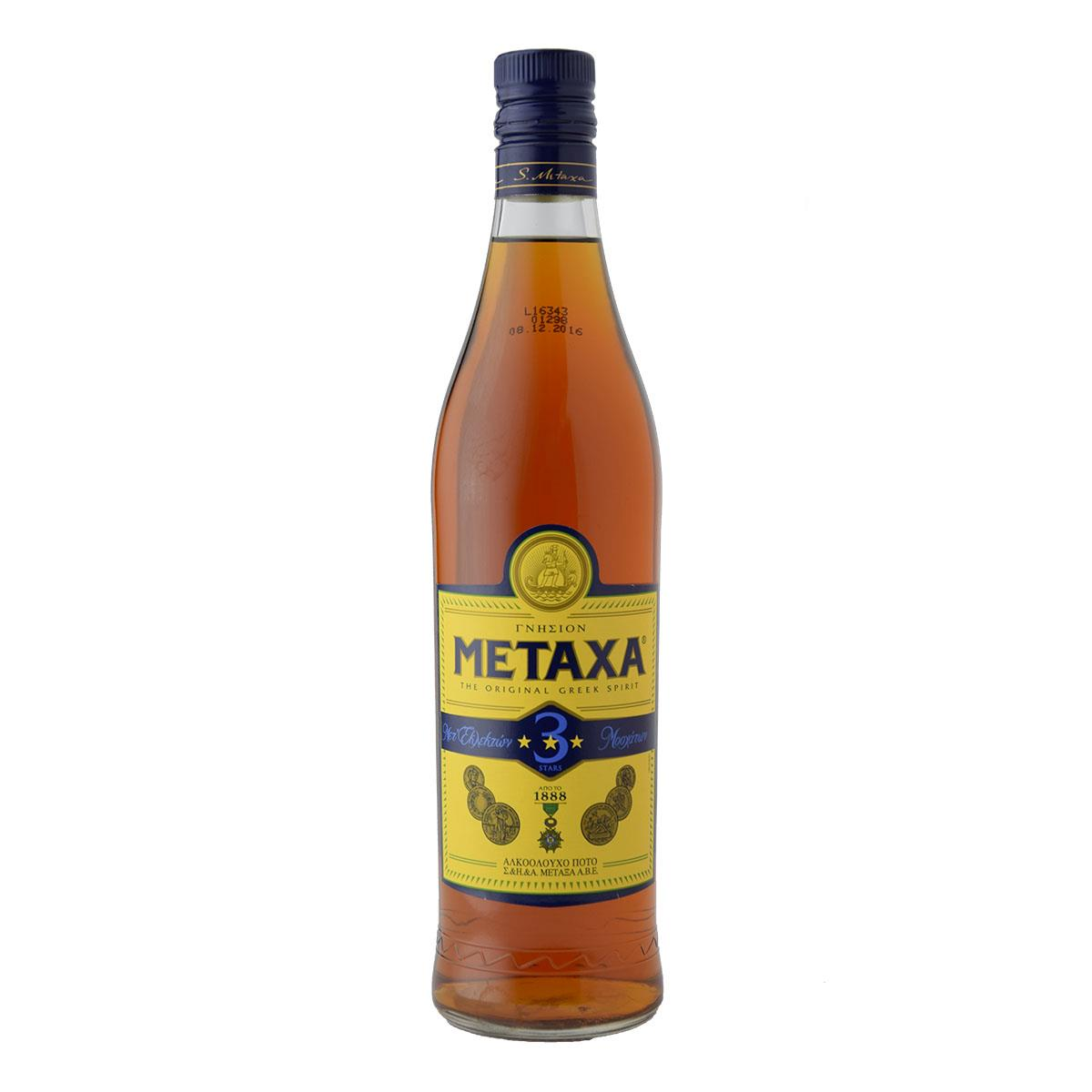 Metaxa 3* 700ml