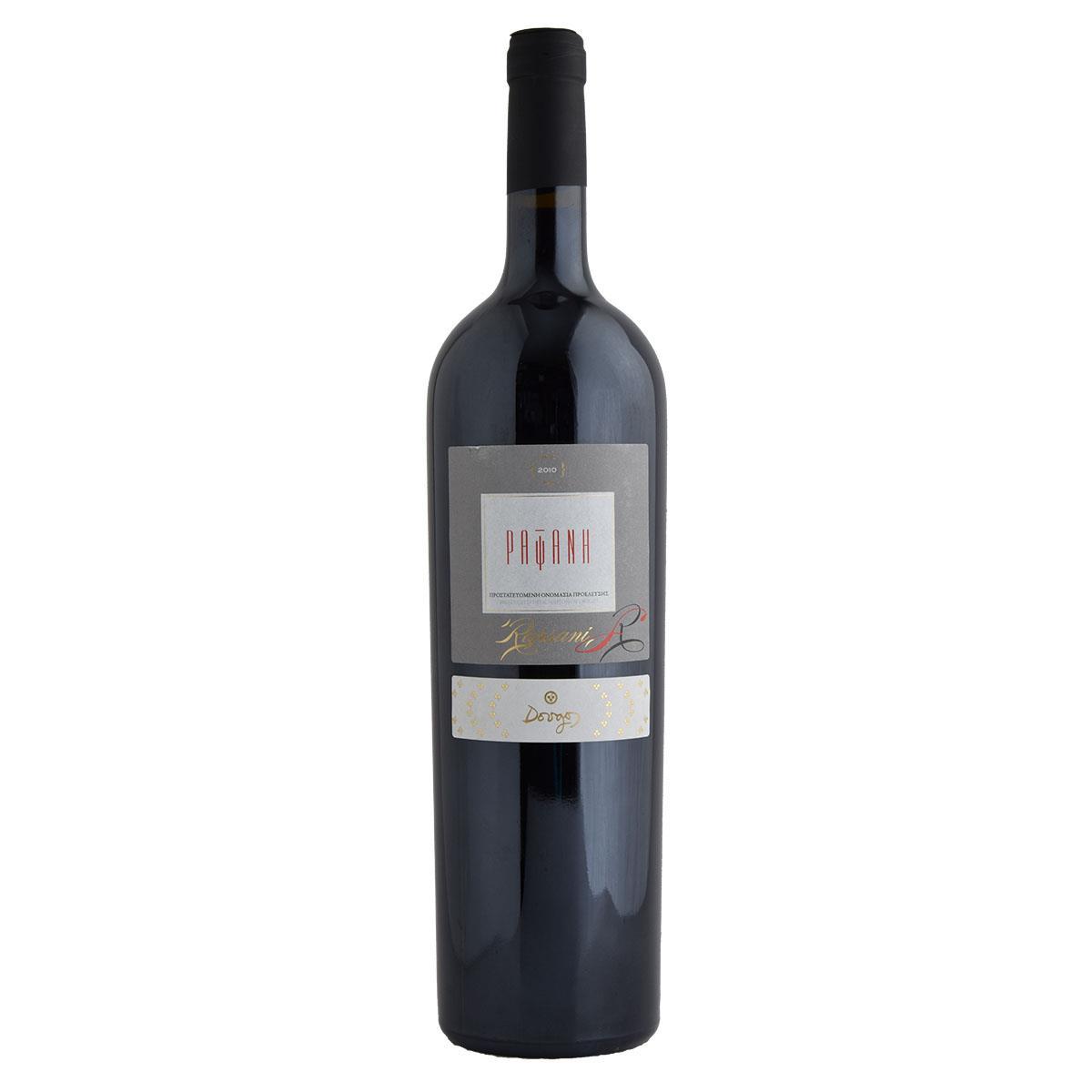 Ντούγκος Ραψάνη Old Vines 2013 1,5lt (σε ξυλοκιβώτιο)