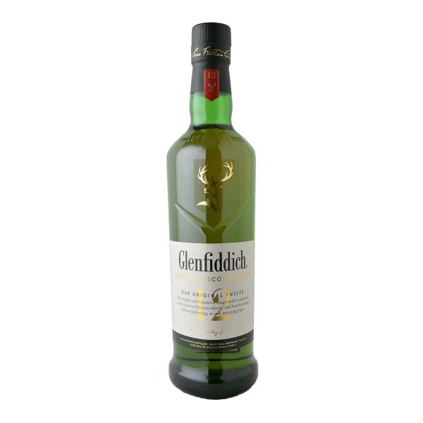 Glenfiddich 12 y.o. 700ml
