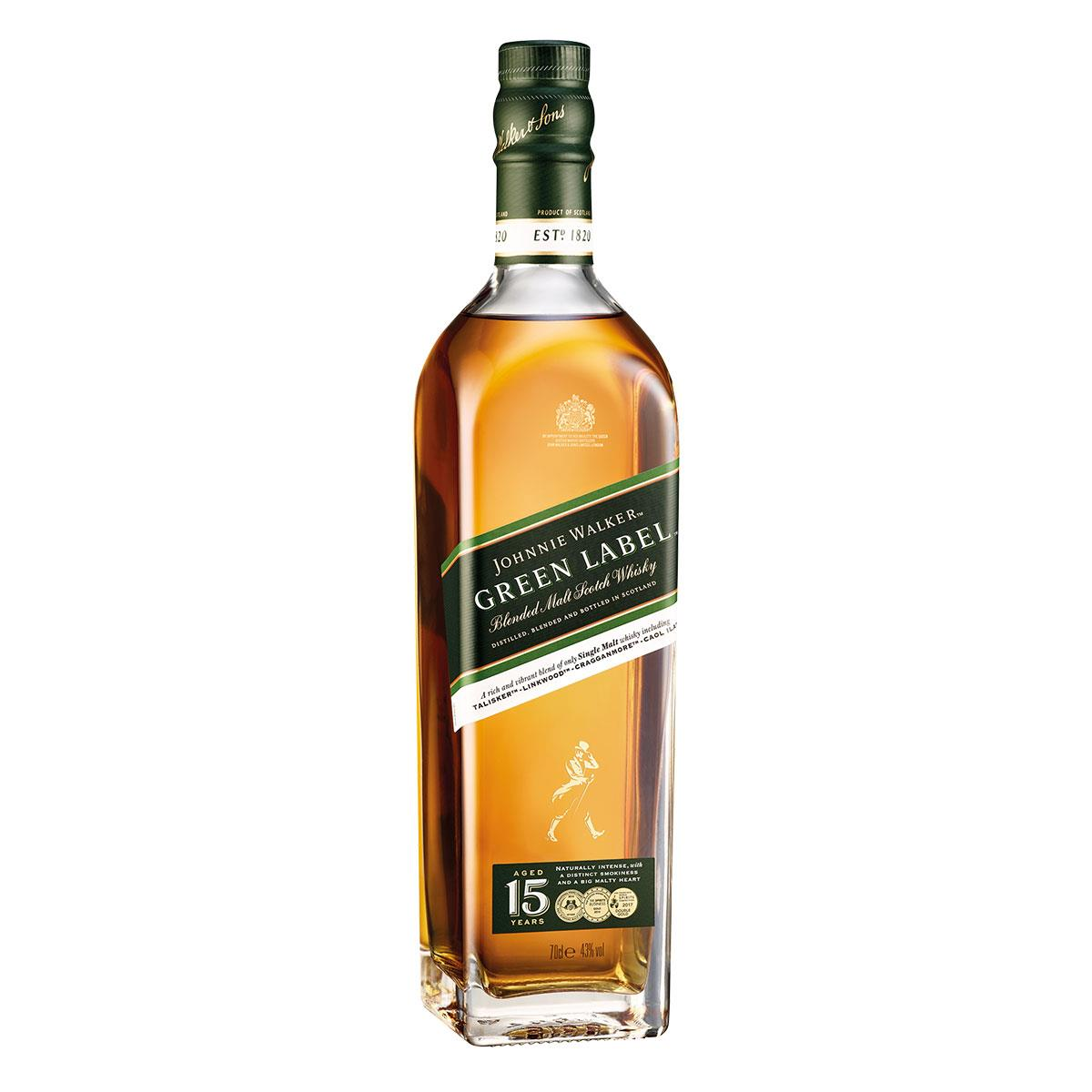 Johnnie Walker Green Label 15 y.o. 700ml