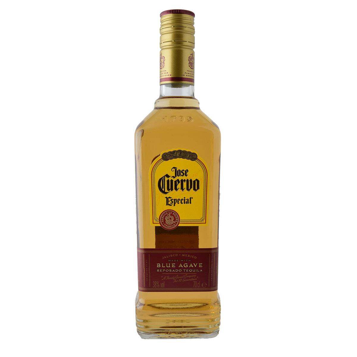 Jose Cuervo Reposado Tequila 700ml