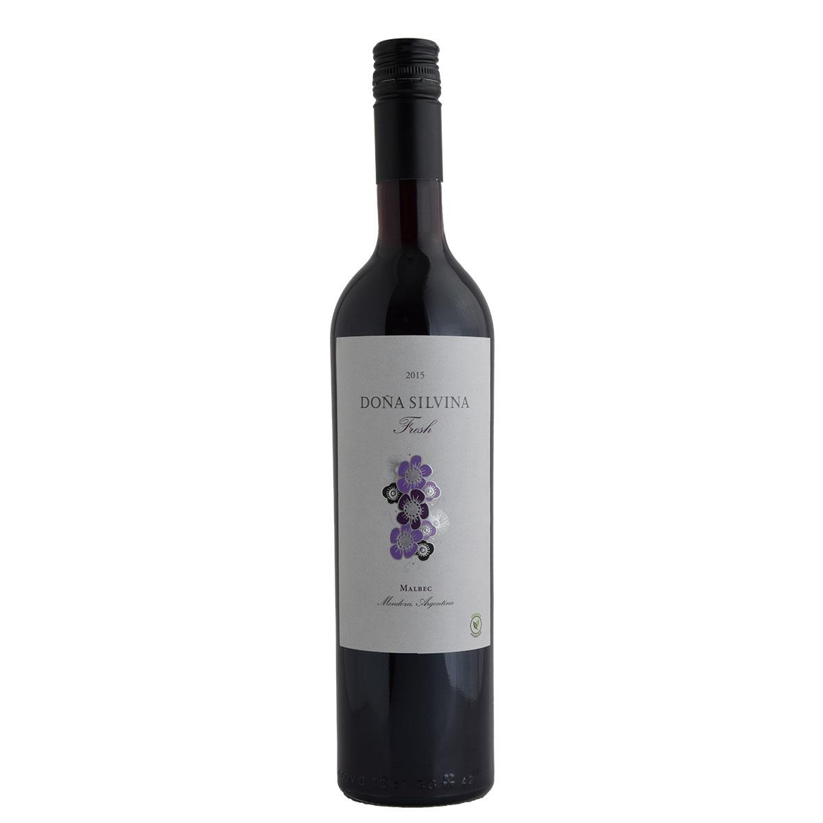 Dona Silvina Fresh Malbec 750ml