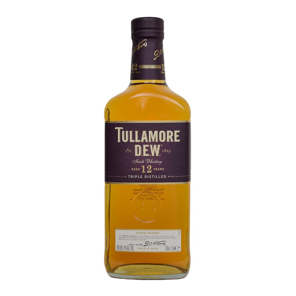 Tullamore Dew 12 y.o. 700ml