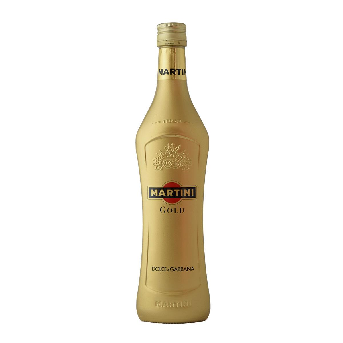 Martini Gold Dolce Gabbana Vermouth 750ml