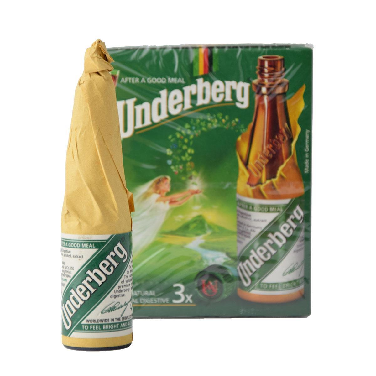 Underberg 3x20ml