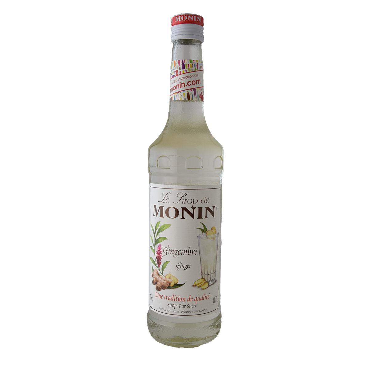 Monin Σιρόπι Τζίντζερ 700ml