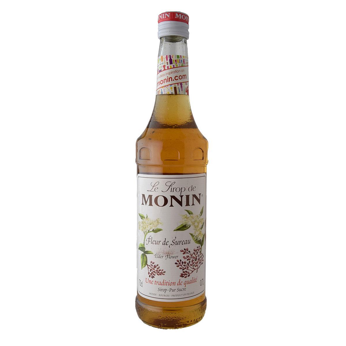 Monin Σιρόπι Elder Flower 700ml