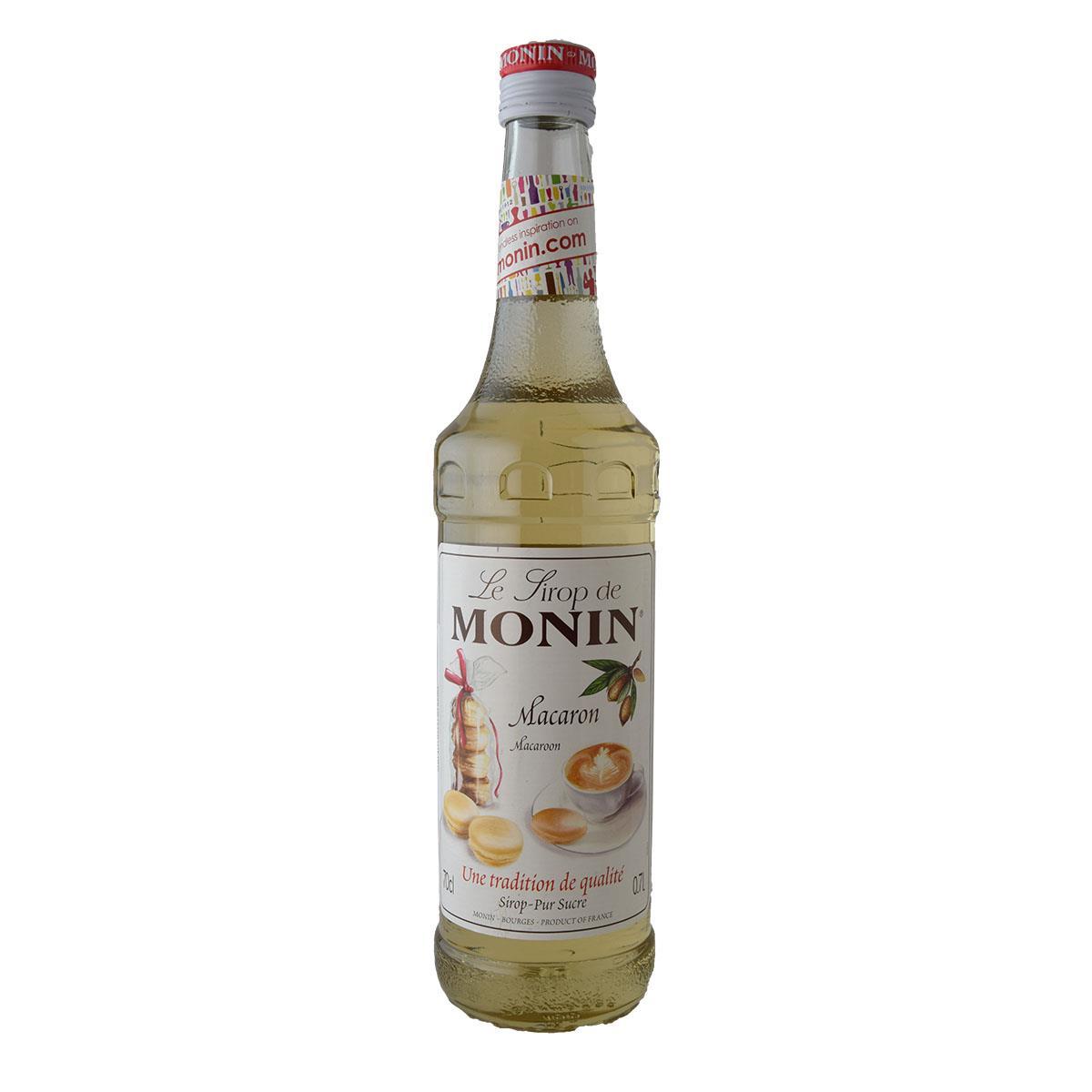 Monin Σιρόπι Macaron 700ml
