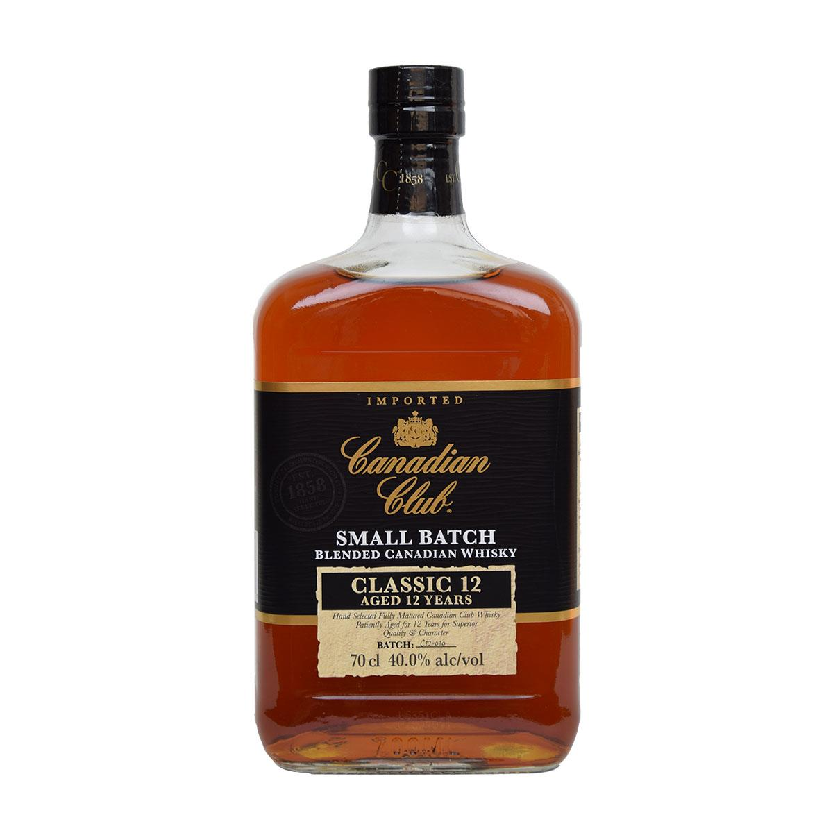 Canadian Club 12 y.o. 700ml