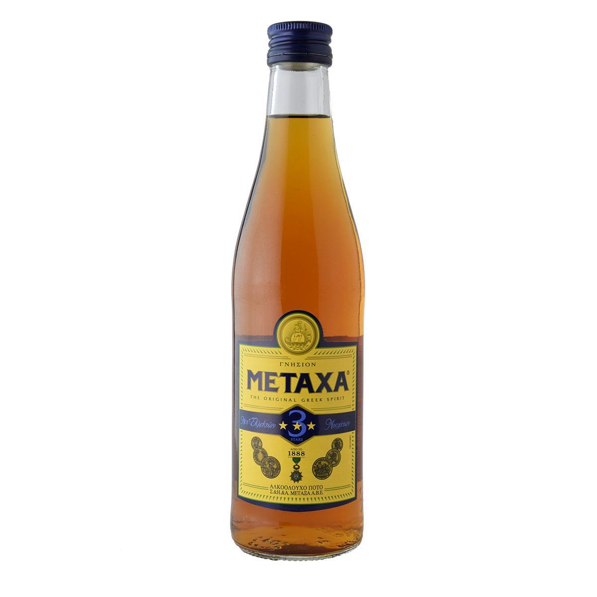 Metaxa 3* 350ml
