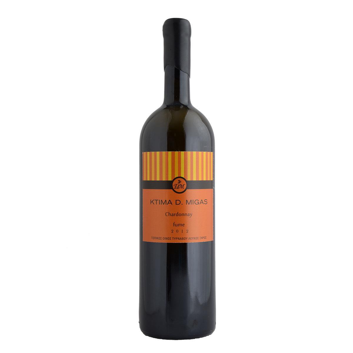 Μίγας Chardonnay Βαρέλι 1,5lt (Ξυλοκιβώτιο)