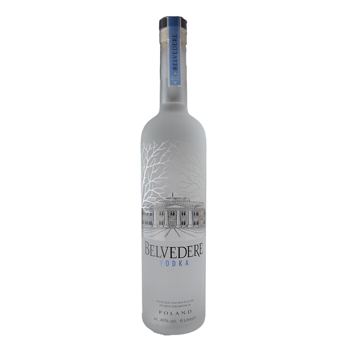 Belvedere Βότκα 6lt