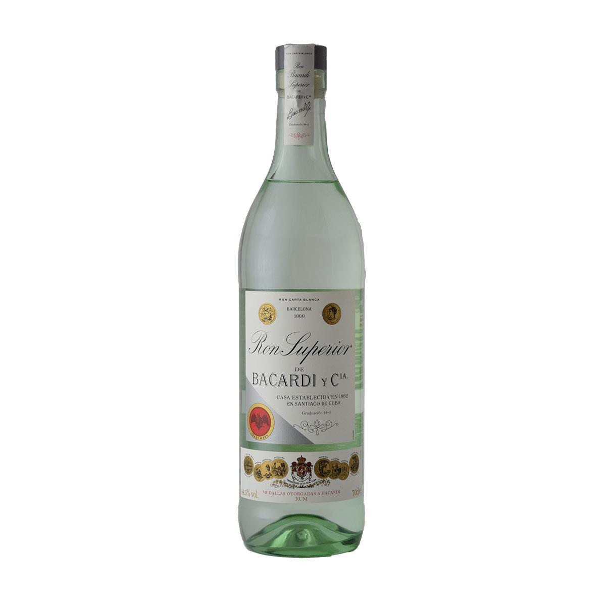 Bacardi Heritage Limited Edition Rum 700ml