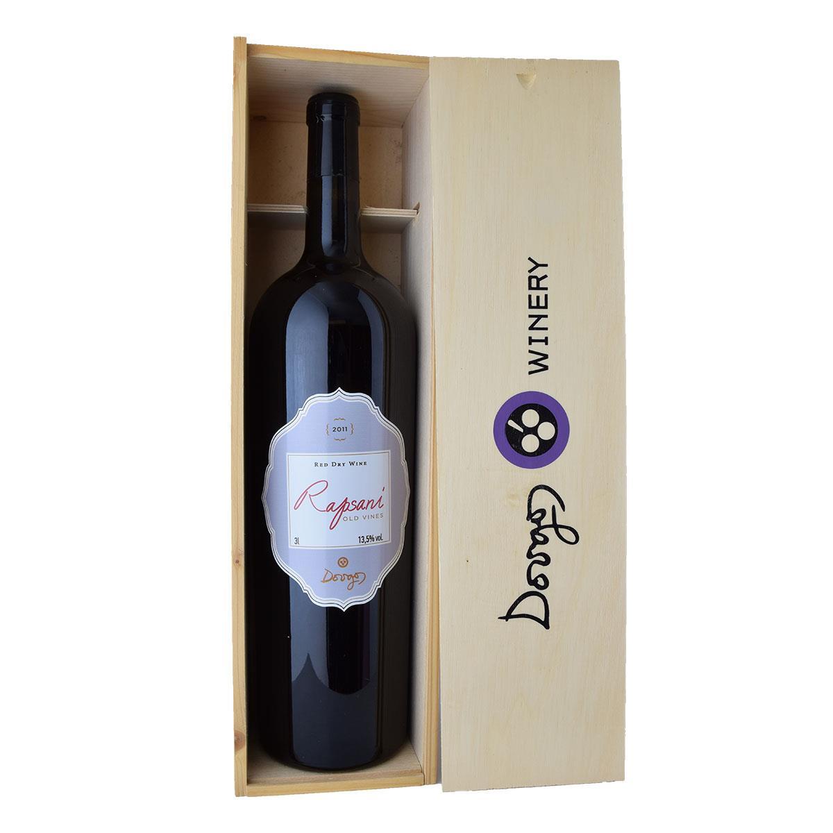 Ντούγκος Ραψάνη Old Vines 3lt (σε ξυλοκιβώτιο)