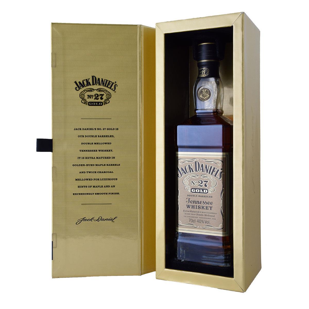 Jack Daniels Gold No27 700ml