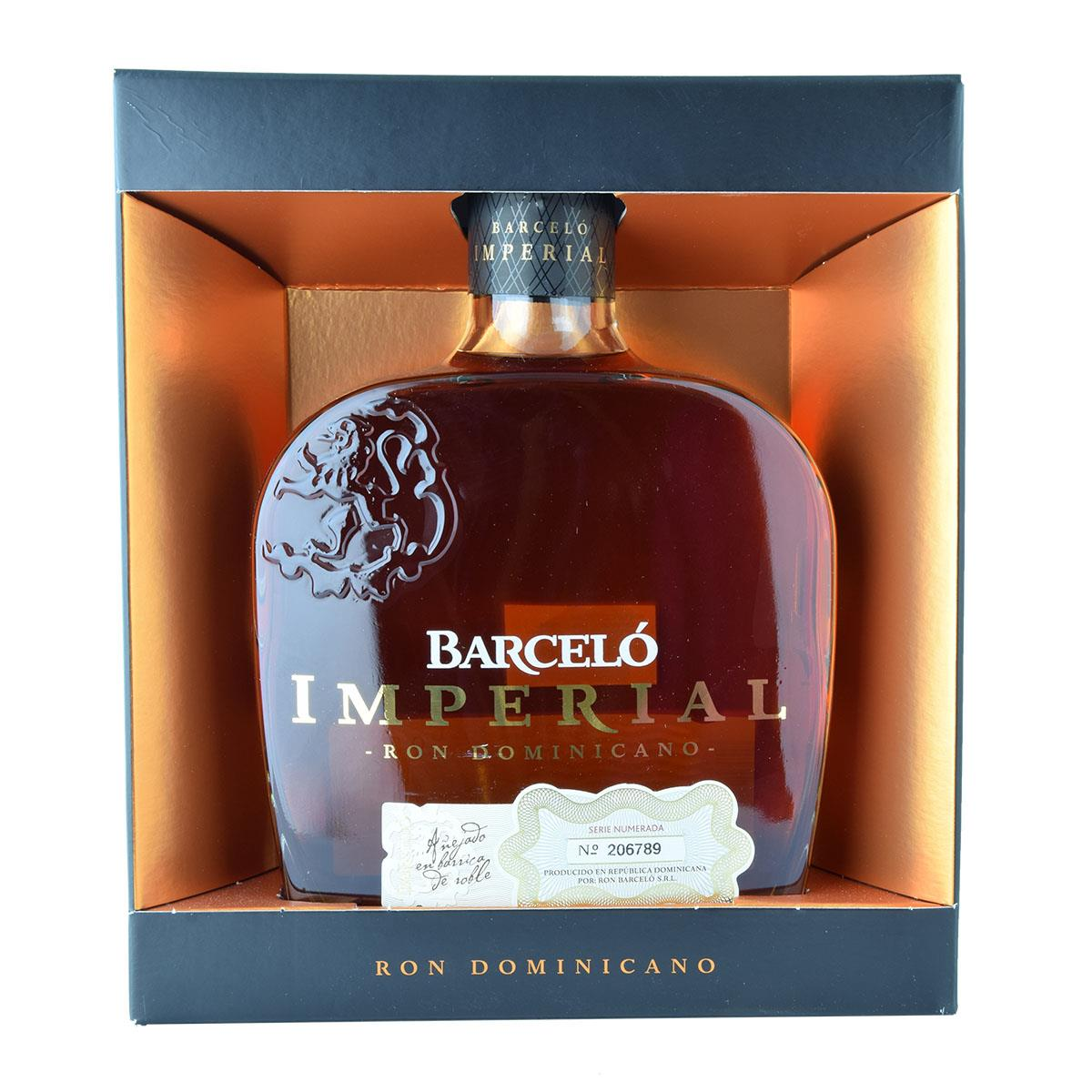 Ron Barcelo Imperial Rum 700ml