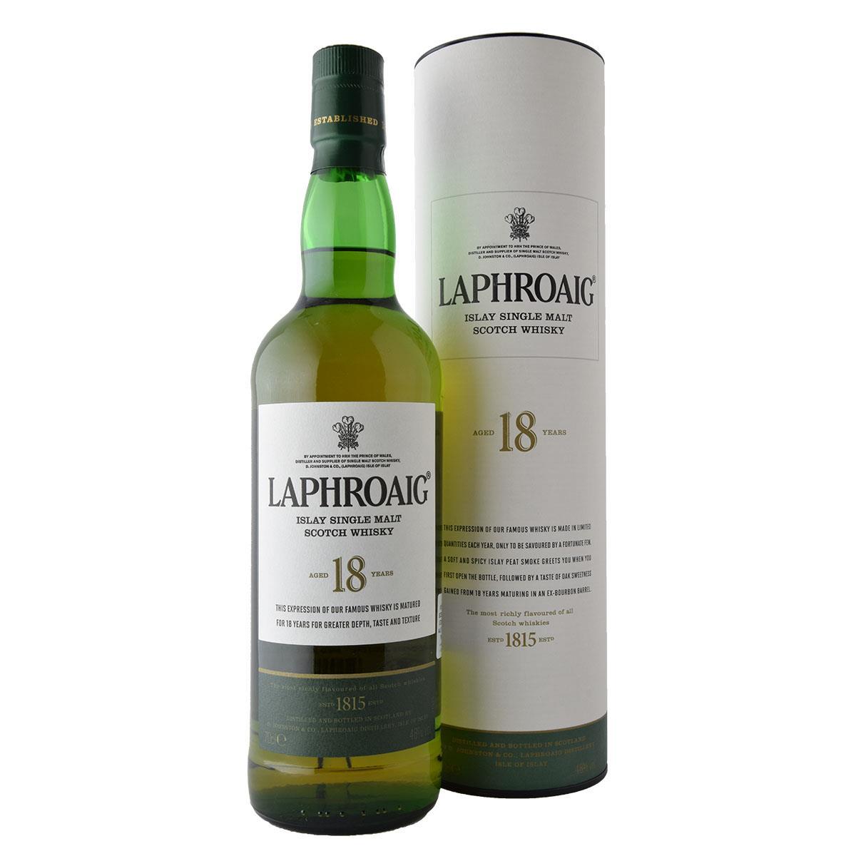 Laphroaig 18 y.o. 700ml