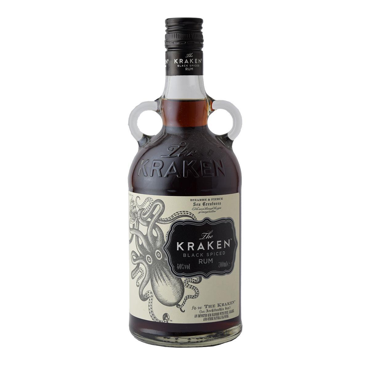 Kraken Black Spiced Rum 700ml