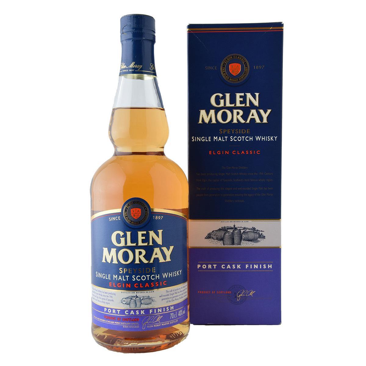 Glen Moray Port Cask Finish 700ml