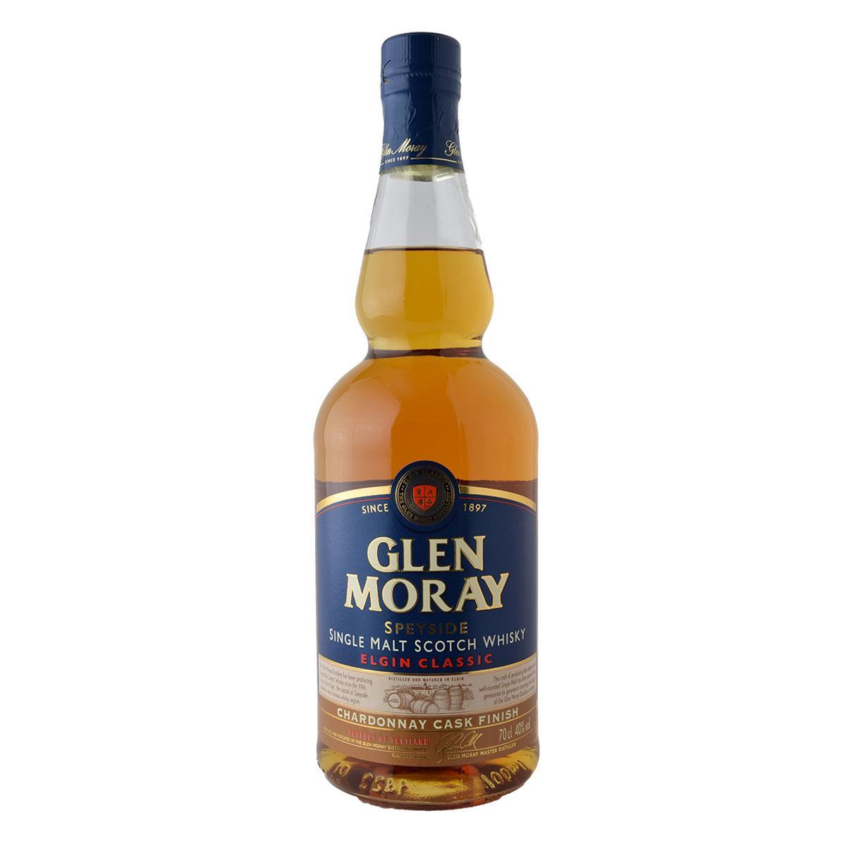 Glen Moray Chardonnay Cask Finish 700ml