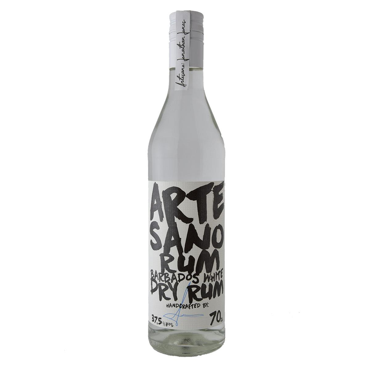 Artesano Barbados White Dry Rum 700ml