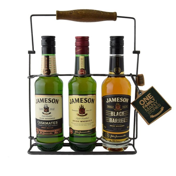 Jameson Family 3x200ml