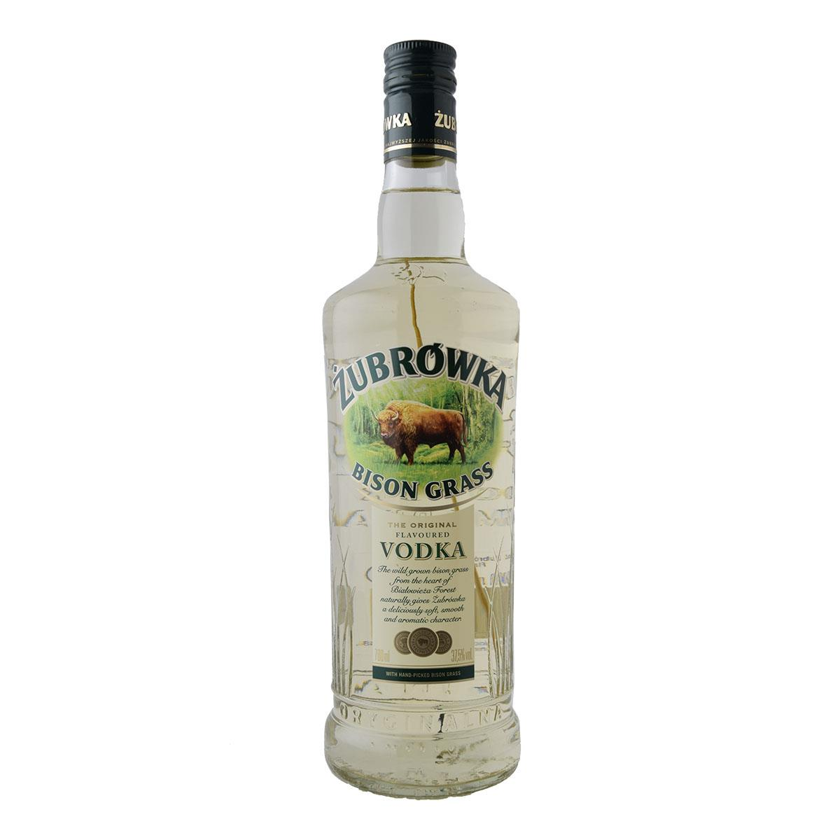 Zubrowka Bison Grass Βότκα 700ml