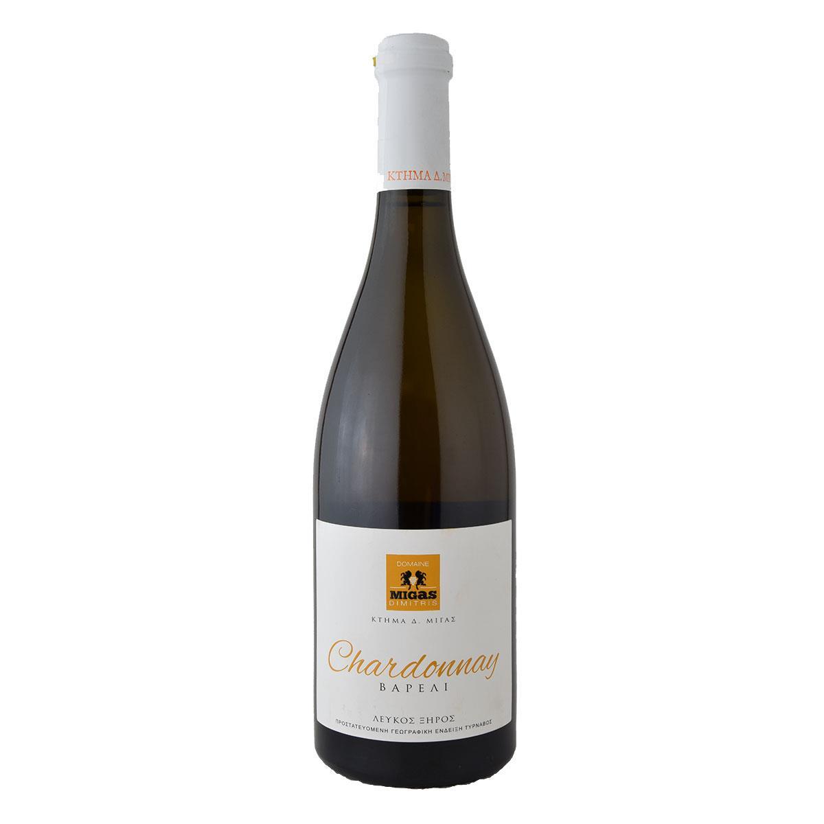 Μίγας Chardonnay Βαρέλι 750ml
