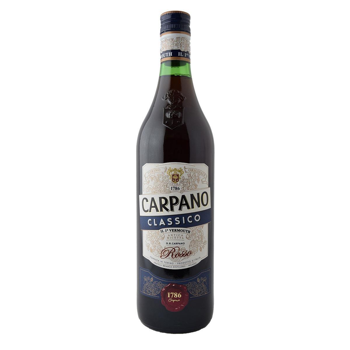 Carpano Classico Vermouth 1lt