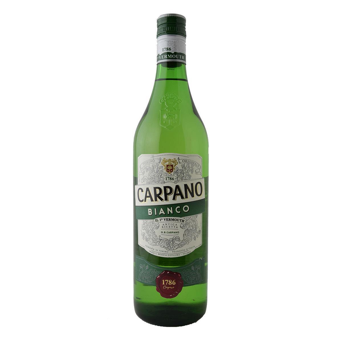 Carpano Bianco Vermouth 1lt