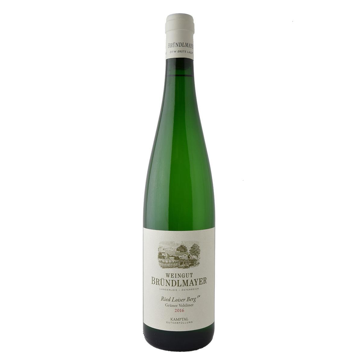 Brundlmayer Gruner Veltiner  Loisier Berg 750ml Λευκό