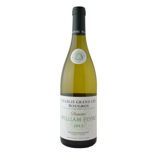 William Fevre Chablis Grand Cru Bougros 750ml