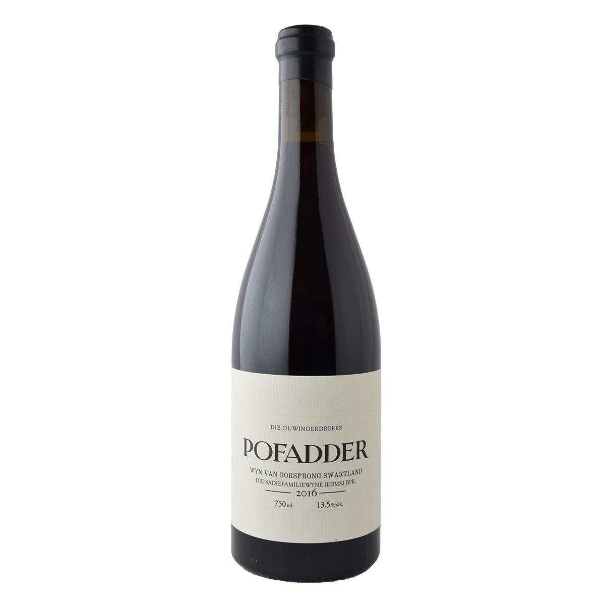 Sadie Pofadder Red 750ml