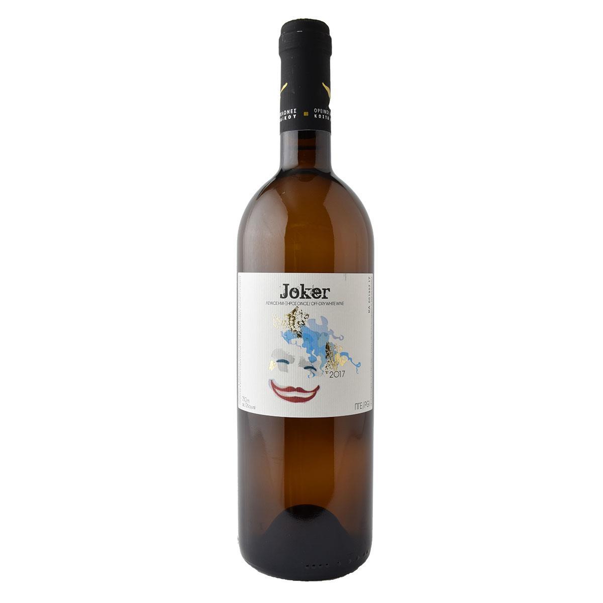 Λαλίκος Joker Λευκό Ημίξηρο 750ml