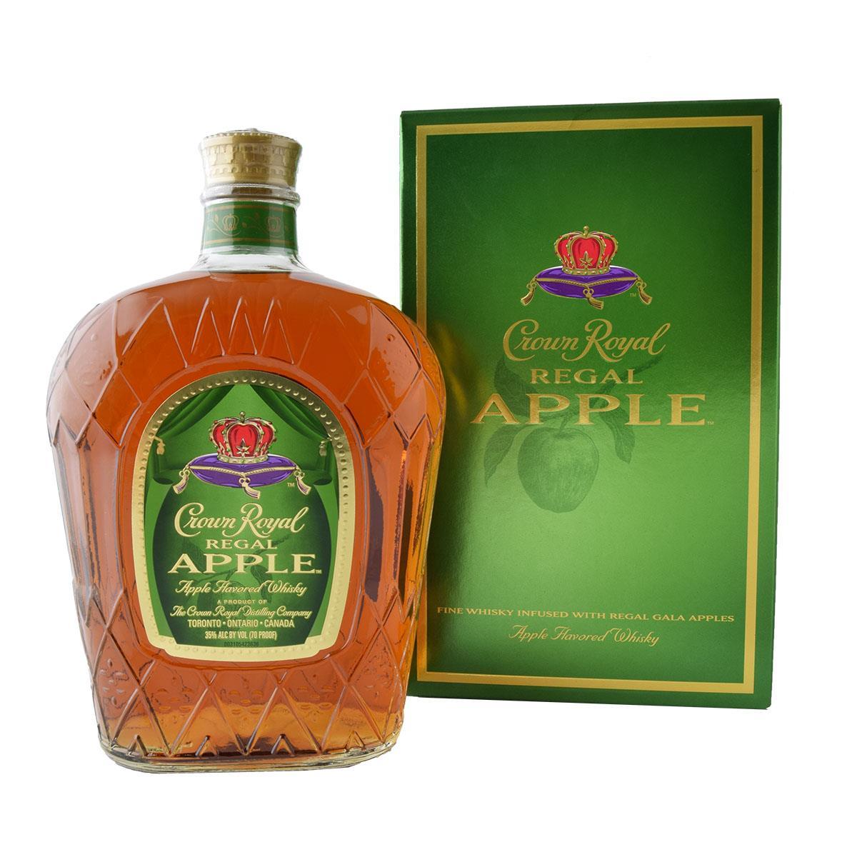 Crown Royal Apple 1lt