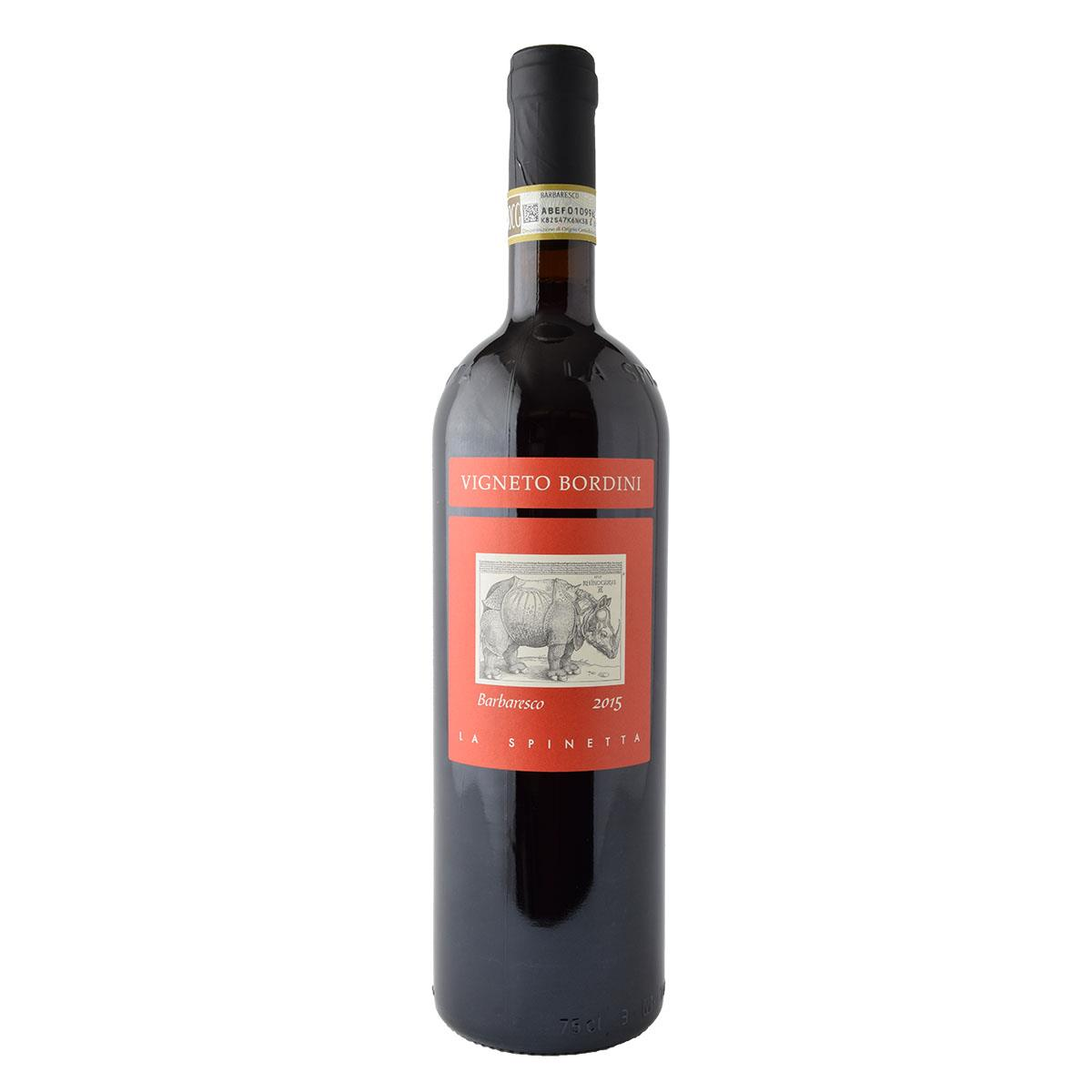 La Spinetta Vigneto Bordini Barbaresco 750ml