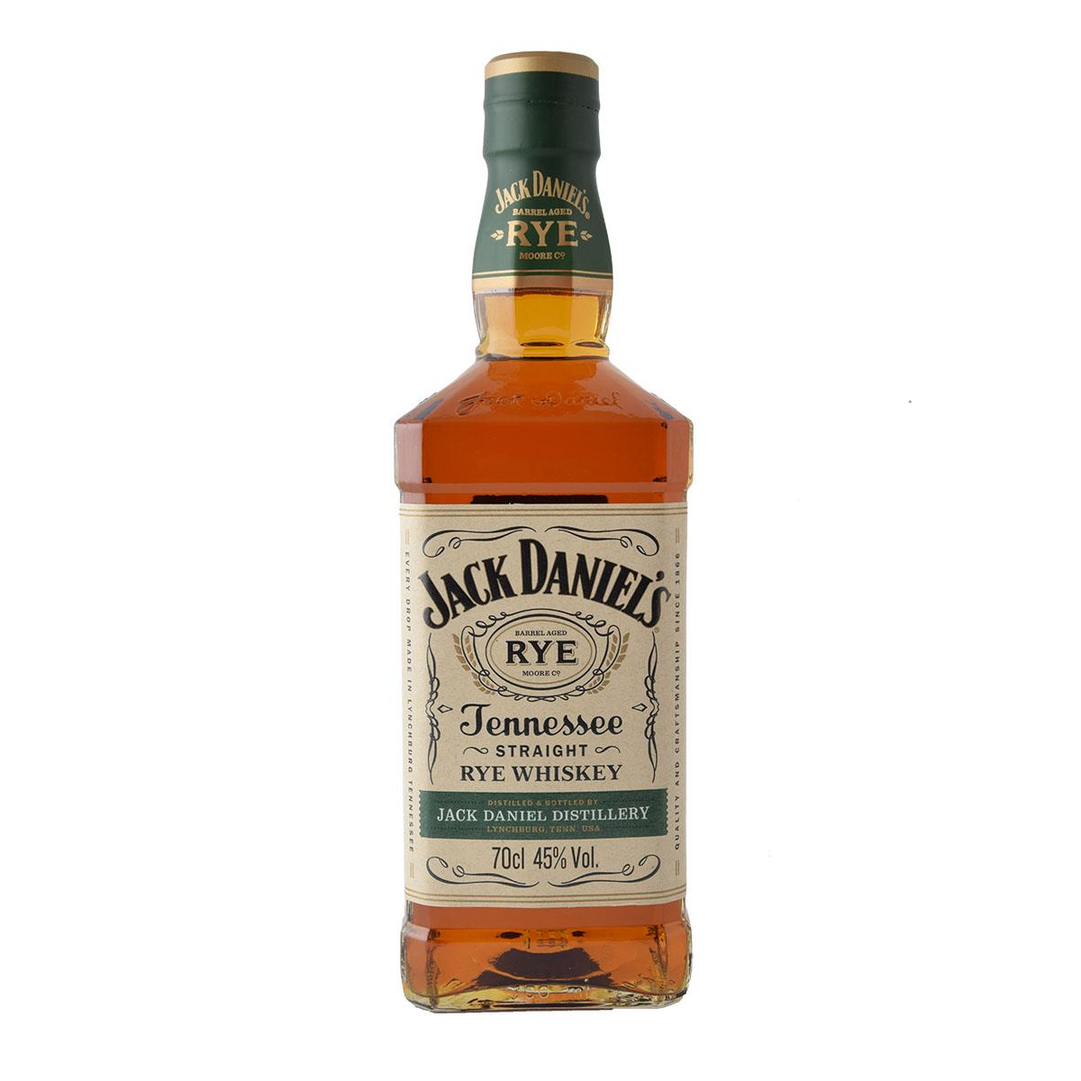 Jack Daniels Rye 700ml