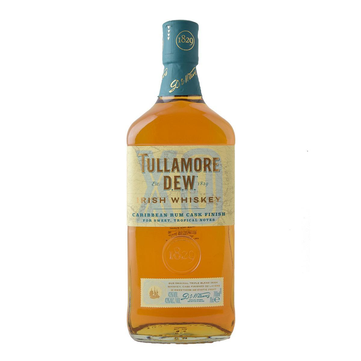 Tullamore Dew XO Caribbean Rum Cask 700ml