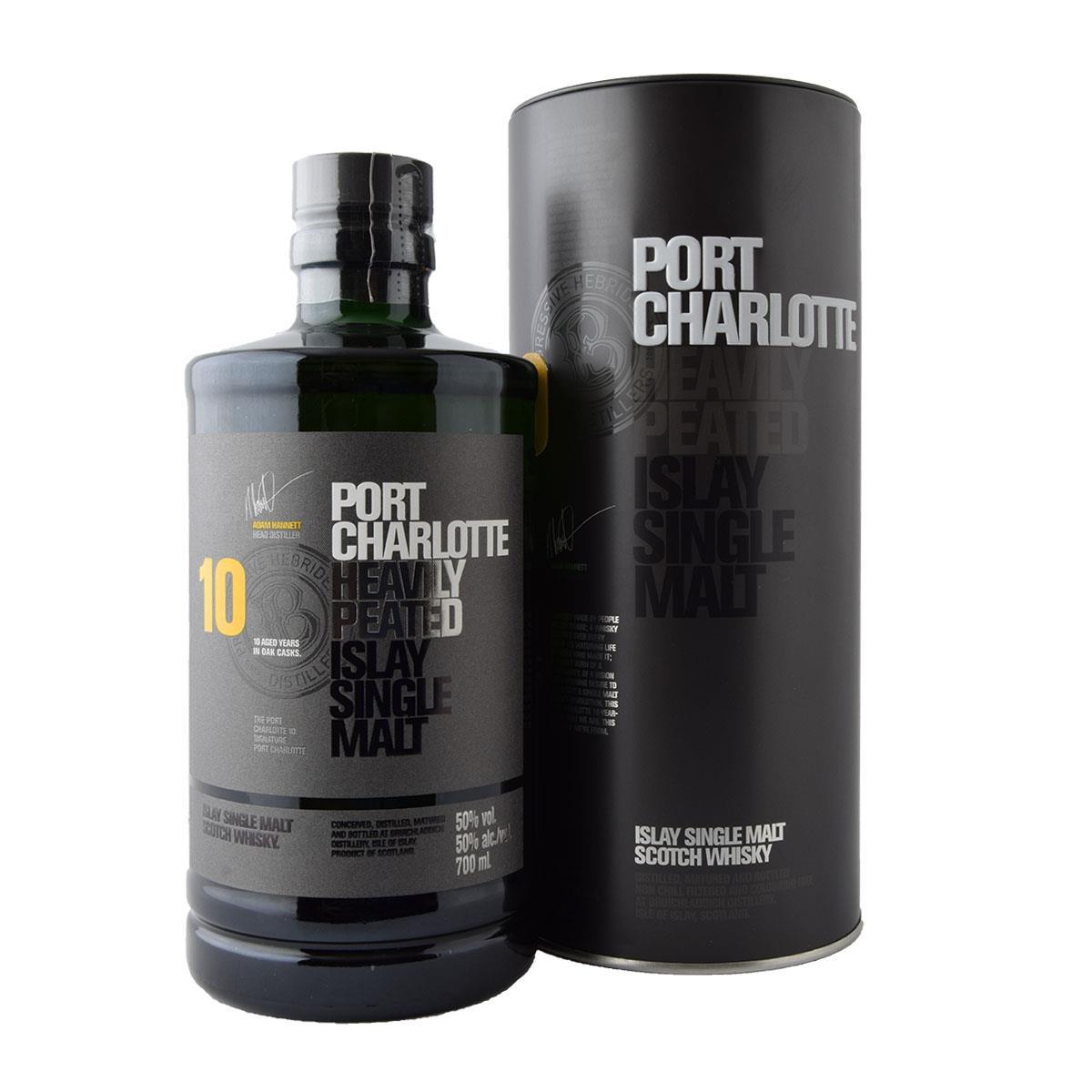 Port Charlotte 10 y.o. 700ml