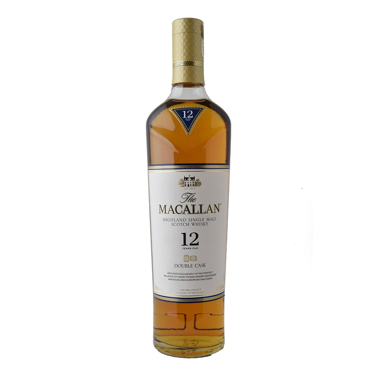 Macallan 12 y.o. Double Cask 700ml