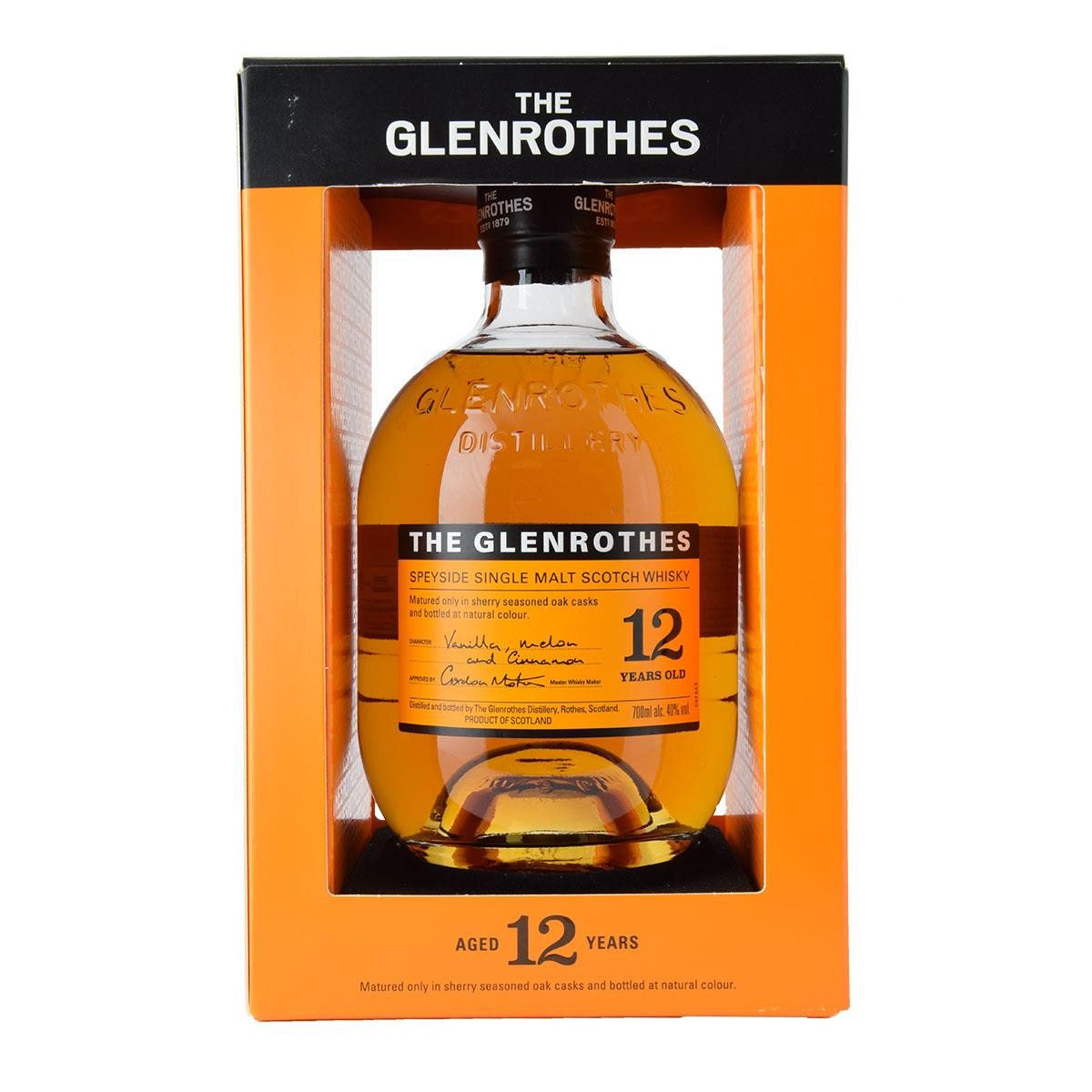 Glenrothes 12 y.o. 700ml