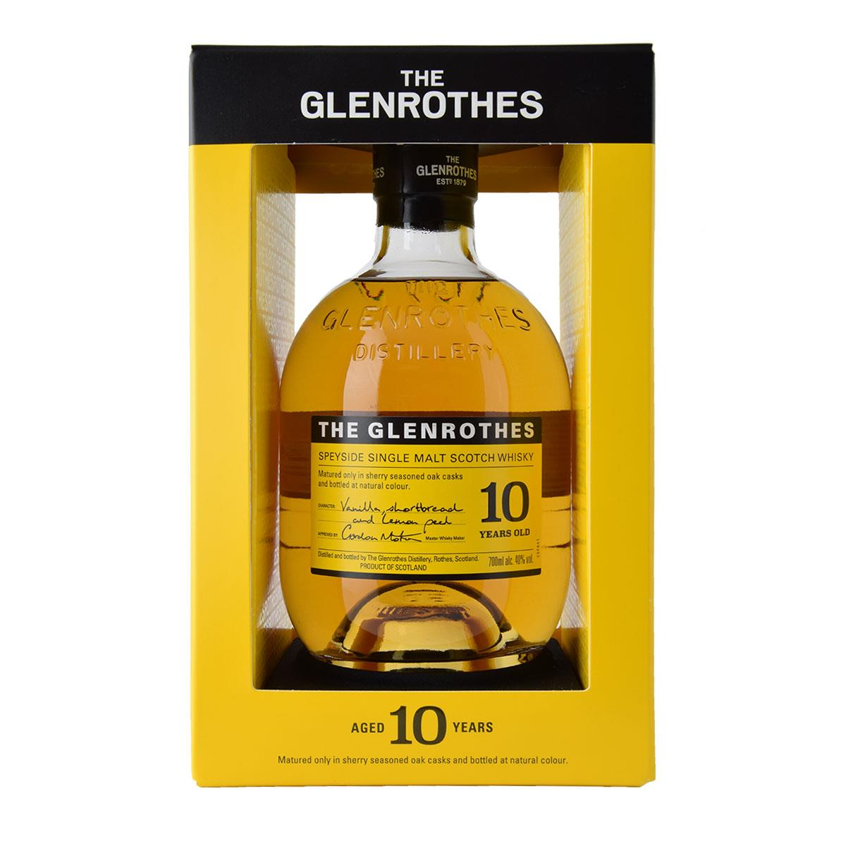 Glenrothes 10 y.o. 700ml
