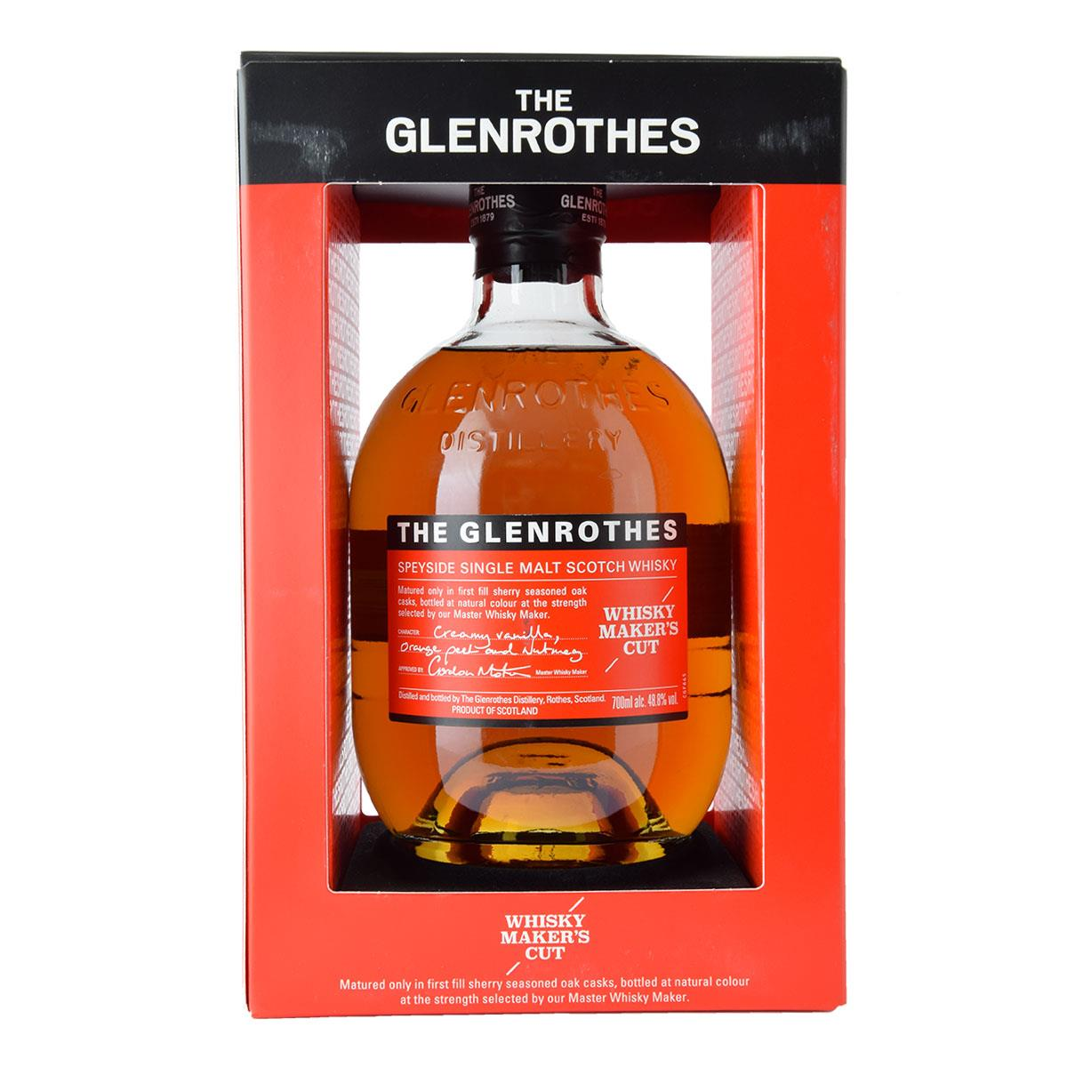 Glenrothes Whisky Makers Cut 700ml