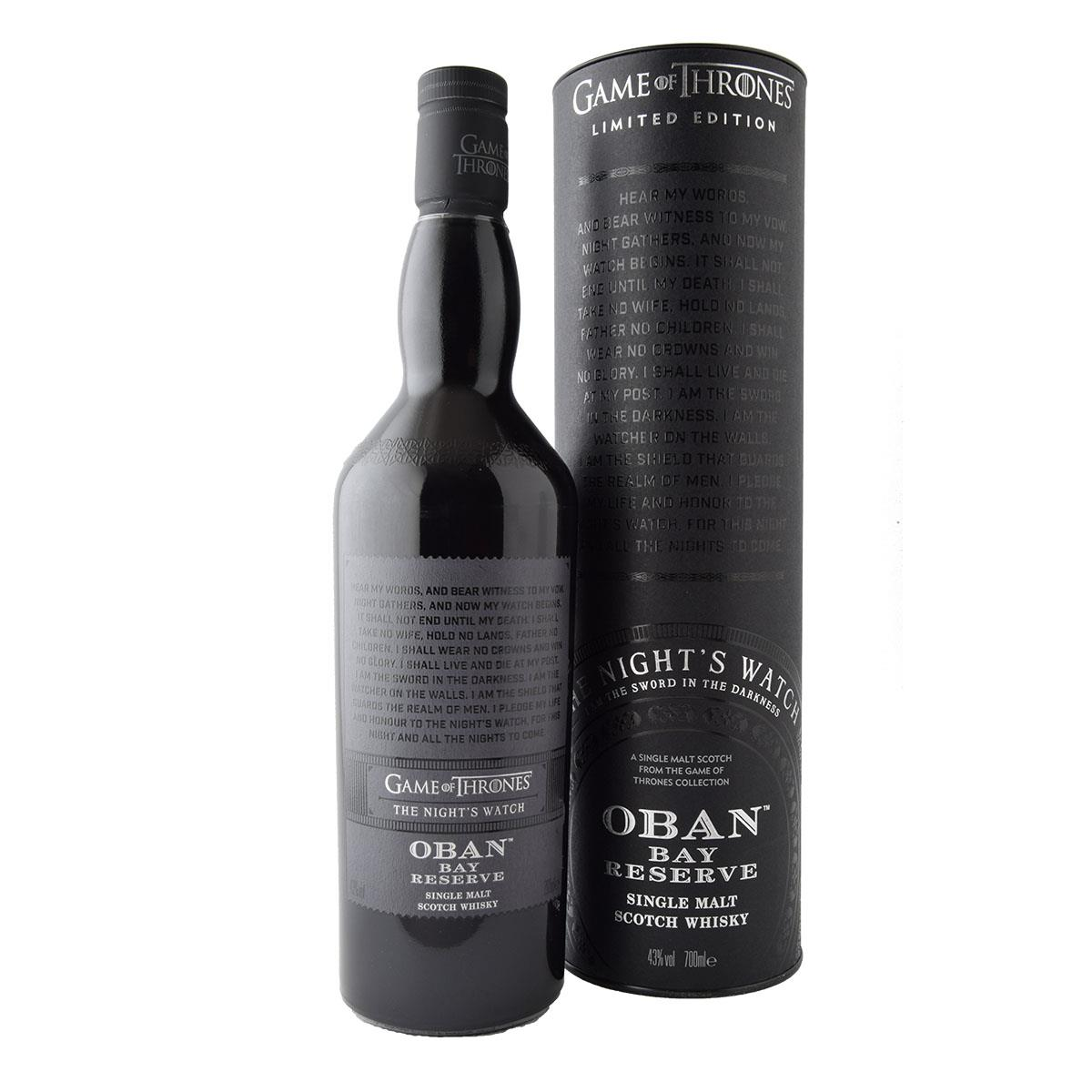 Oban Game of Thrones 700ml
