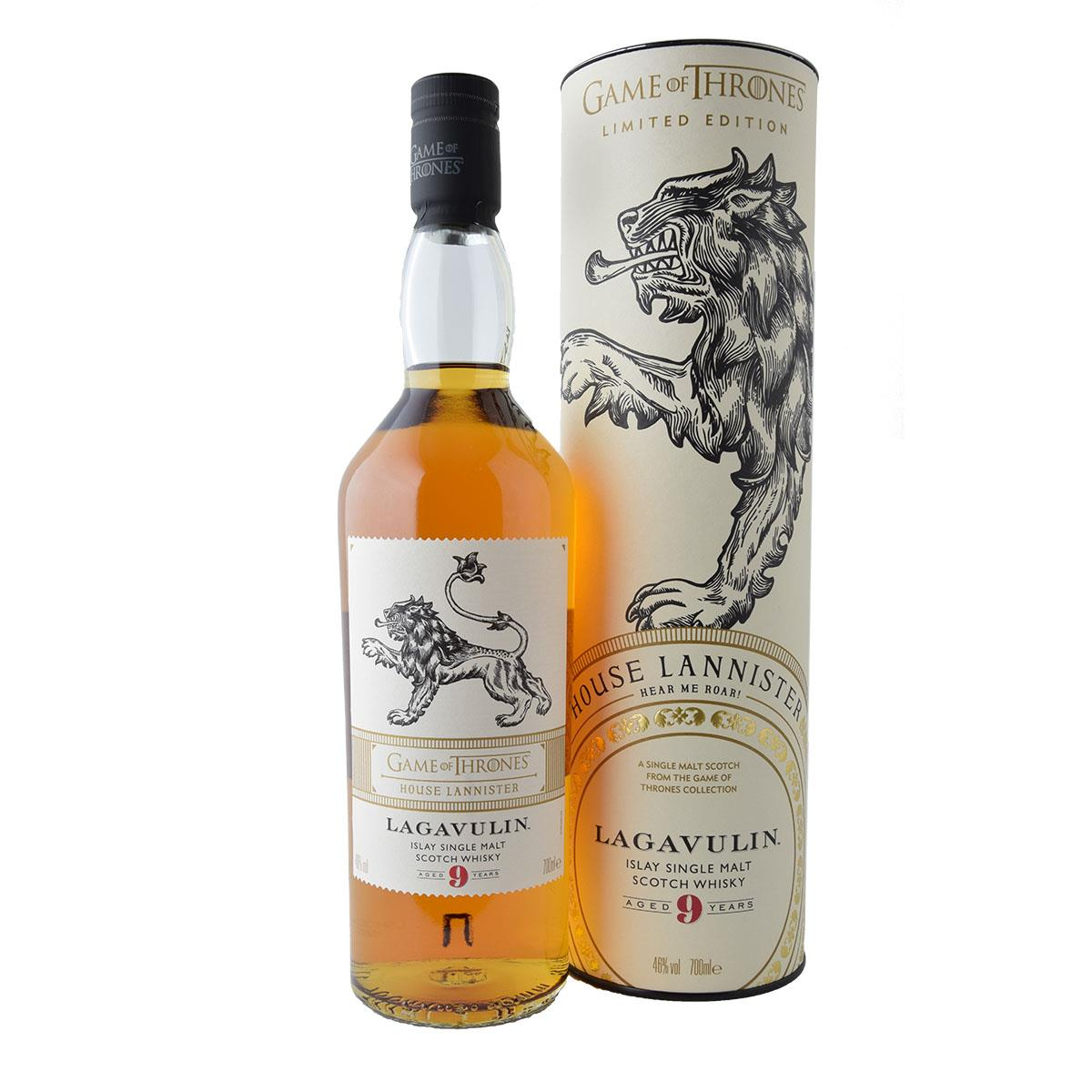 Lagavulin 9 y.o. Game of Thrones 700ml