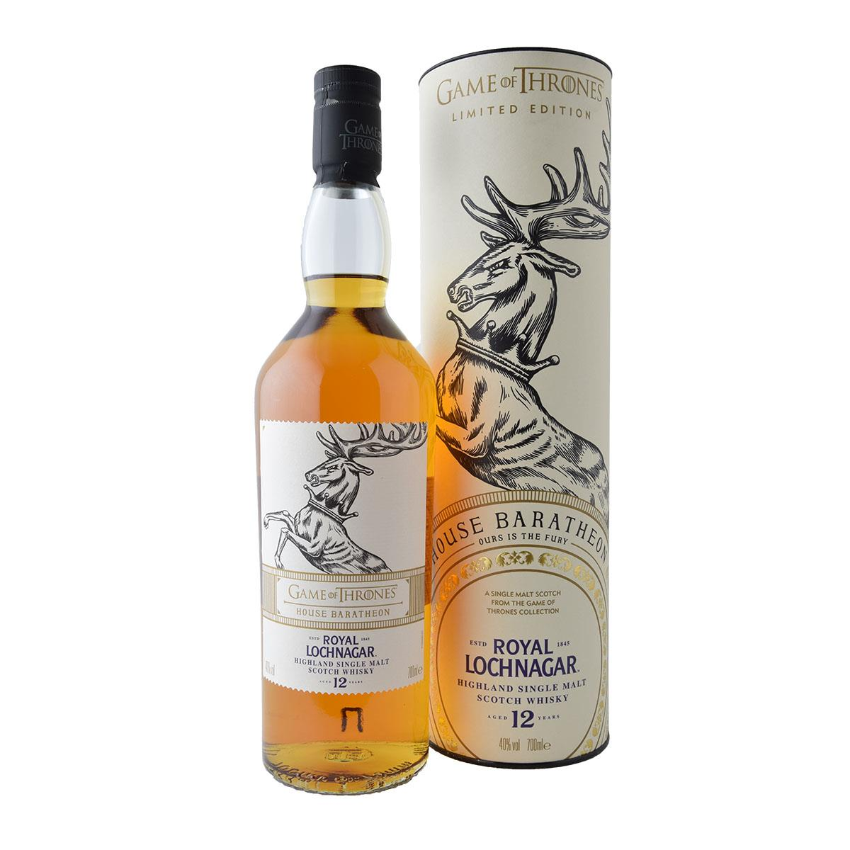 Royal Lochnagar 12 y.o. Game of Thrones 700ml