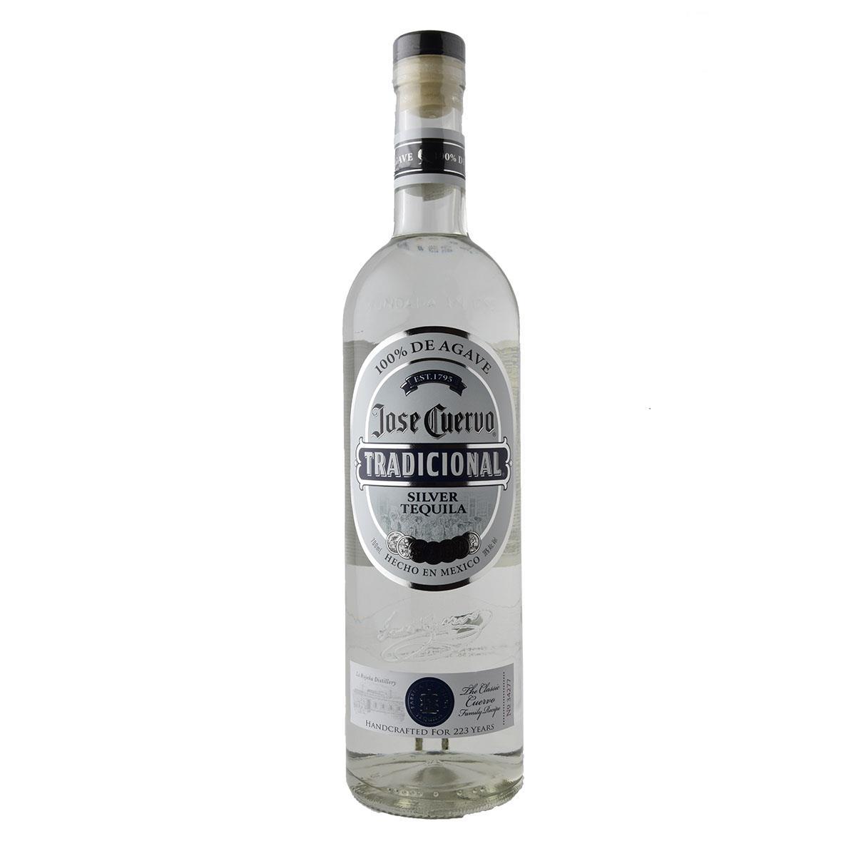 Jose Cuervo Tradicional Silver Tequila 700ml